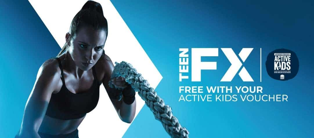 Welcome TeenFX To Bexley - Collecting Interest For 2020